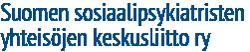 Suomen sosiaalipsykiatristen yhteisöjen keskusliitto ry